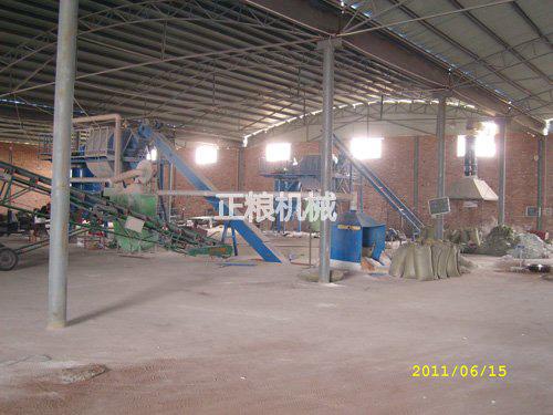 保溫輕質物料(FTC)混合生產線