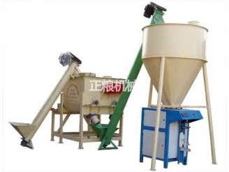 WHJZ-I型簡易干粉砂漿混合機組
