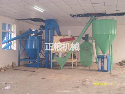 预拌砂浆生产线09