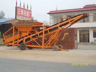 大型篩沙機