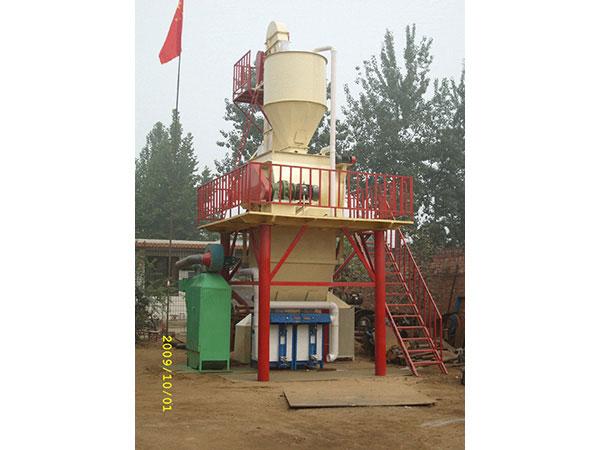 WHJZ---Ⅲ干粉砂浆成套设备(8--12T-h)